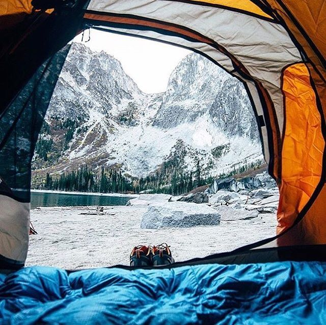 Room with a view #campbrandgoods #keepitwild  Photo by: @justindong_
