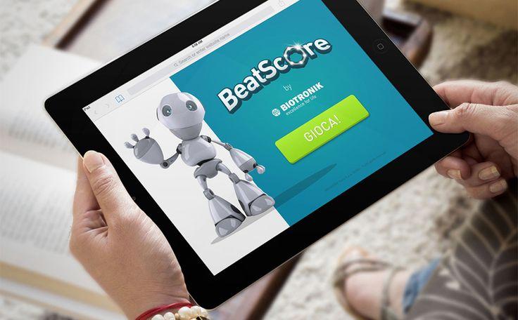 Gioco per smatphone e tablet di BwithC per Biotronik