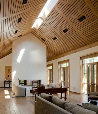 34 best Lighting Vaulted Ceilings images on Pinterest | Bedroom ...
