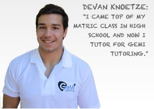GeMi Tutoring is a tutoring agency operating in Cape Town, Stellenbosch, Johannesburg and Pretoria