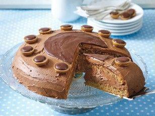 Toffifee-Torte Rezept