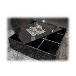 Black Coffee Tables With Storage