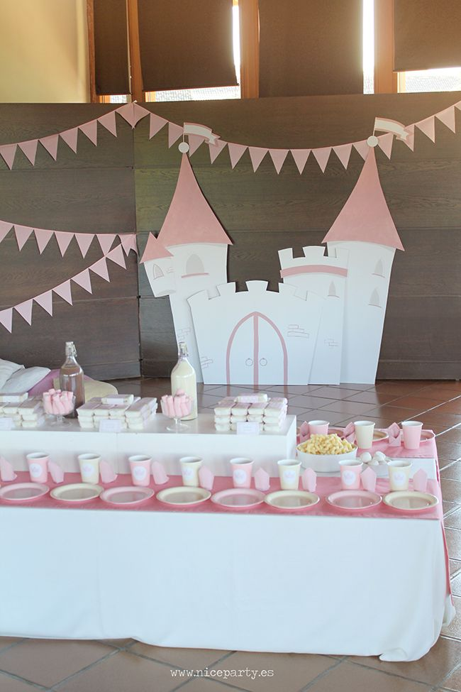 A Whimsical Princess Party ~ Featured Party | Seshalyn's Party Ideas