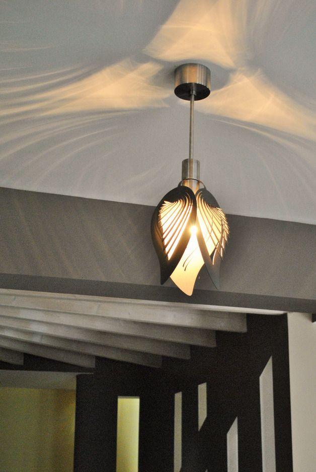 LAMPA nowoczesna niezwykly design AUTUMN LEAVES - Archerlamps - Lampy wiszące