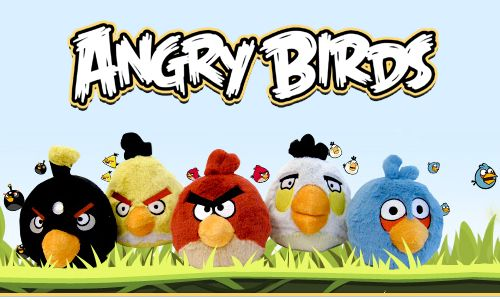 Angry Birds-tuotteet