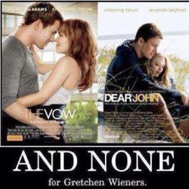 Oh mean girls. Relatable to everyday life.: Giggle, Meangirls, Mean Girls, Funny Stuff, Movie, Funnies, Things, Gretchen Wieners