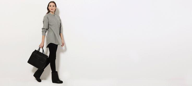 Koszula Quinta - Koszule - Kolekcja damska – Diverse