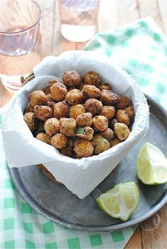 Southern Fried Okra / Bev Cooks.  I love fried okra and, yes, you can make it low carb.  Just substitute parmesan cheese (in a shaker) and soy flour for the white flour and cornmeal.  And I use a deep fryer. Less mess.