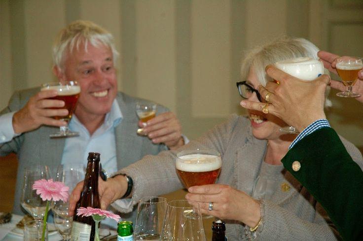 QL Gathering 2015 - Enjoying the #Afflichem beer
