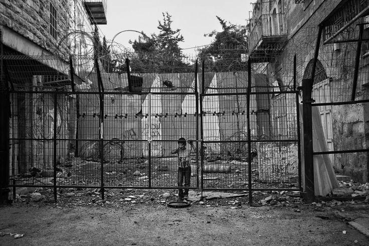 Broken Hopes in the West Bank - LightBox Cédric Gerbehaye—Agence VU