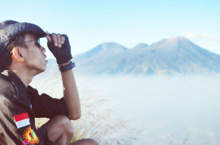 High Penanggungan Mountain