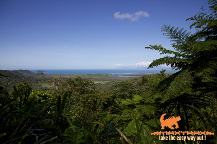 One of the many great views MAXTRAX encountered on our trip to Cape York