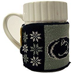 Ugly Christmas Sweater Mug Penn State Nittany Lions Official NCAA Mug by Forever Collectibles