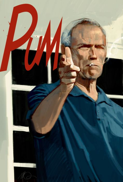 Gran Torino - I have lost count of how many times I have watched this movie.