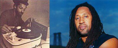 """Clive Campbell (born April 16, 1955), also known as Kool Herc, DJ Kool Herc and Kool DJ Herc, is a Jamaican-born American DJ who is credited with originating hip hop music in the early 1970s in The Bronx, New York City.   Campbell began to isolate the instrumental portion of the record, which emphasized the drum beat—the """"break""""—and switch from one break to another to yet another."""