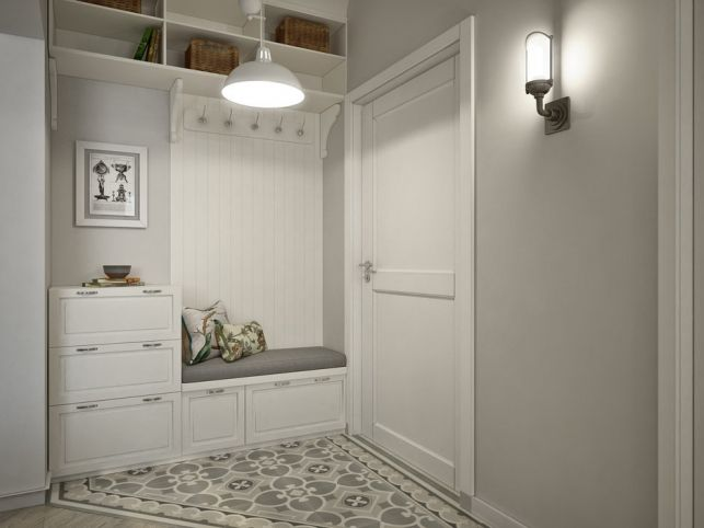Amenajarea functionala a unui apartament de 3 camere- Inspiratie in amenajarea casei - www.povesteacasei.ro