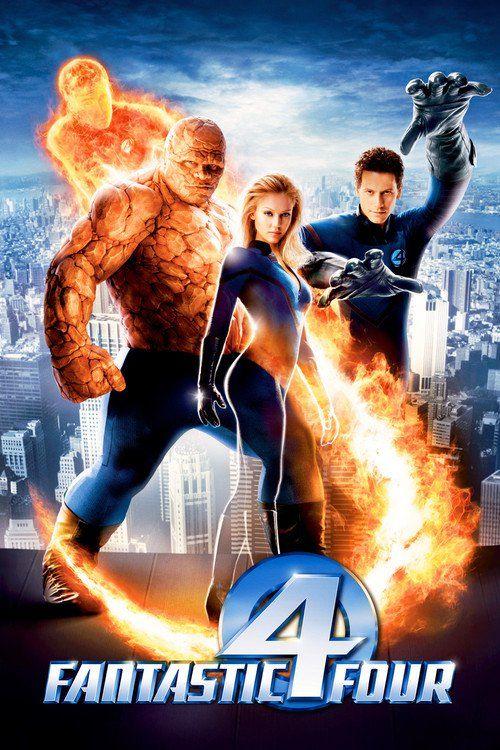 Fantastic Four Full Movie Online 2005