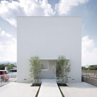 Ordinary House is a single family residence,designed by Japanese bureau FORM /Kouichi Kimura Architects.