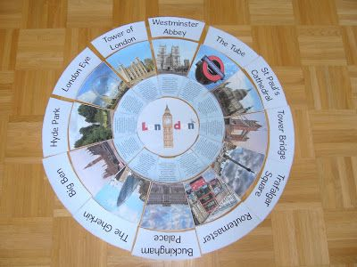"Ideenreise: Legekreis ""London"""
