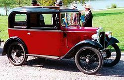 In 1905 Herbert Austin began making cars at his new Longbridge plant, seventeen years later the Austin 7 went into production, it was one of the most popular cars ever produced for the British market, its effect on the British market was similar to that of the Model T Ford in the USA. It was also licensed and copied by companies all over the world. The very first successful BMW car, the BMW Dixi, was a licensed Austin 7. In Japan Nissan also used the 7 design as the basis for their original…