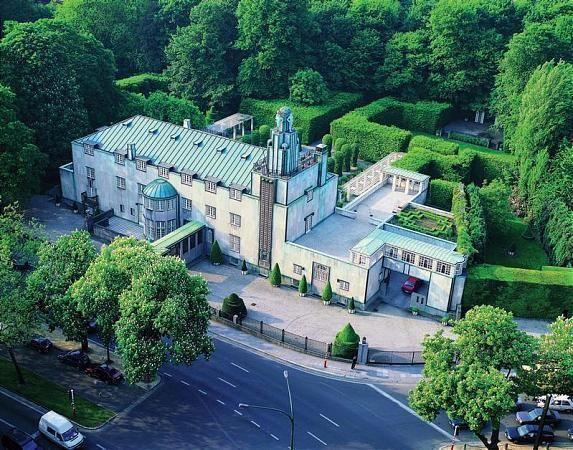 Pałac Stocleta 1905-11 Josef Hoffmann (warsztaty wiedeńskie) Bruksela