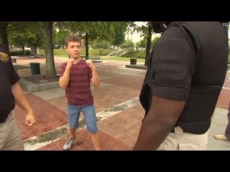 Self Defense Tips for Children (video)   reThinkSurvival.com