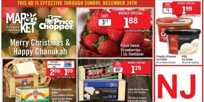 price chopper ad nj weekly ad valid to 12/24 2017
