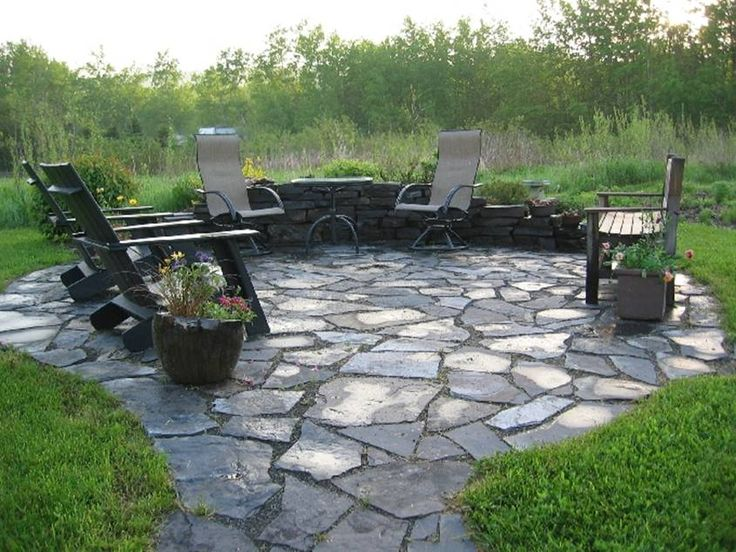 Best 25+ Slate pavers ideas on Pinterest | Stone walkway, Slate ...