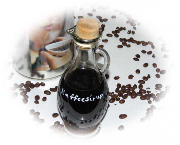 kaffeesirup rezept kaffee sirup kaffeesirup und sirup. Black Bedroom Furniture Sets. Home Design Ideas
