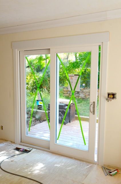 25 best ideas about sliding glass doors on pinterest for Double wide patio doors