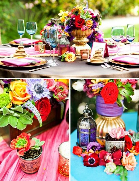 Kleur op tafel!