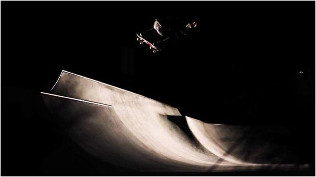 Skateboarding: Open Horizon Timelapse by Russell Houghten (Clip)