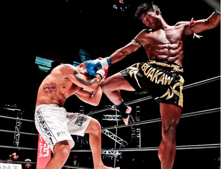 Buakaw Banchamek (Por. Pramuk) is certainly the most well known Muay Thai fighter outside of Thailand. He left the sport at an early age, to pursue his international career away from traditional Muay Thai. His Muay Thai training and work ethic has helped him become one of the most respected fighters in the world. His international success has been instrumental in making Muay Thai the well recognised and highly regarded sport it is today. More info at; http://www.islandinfokohsamui.com/