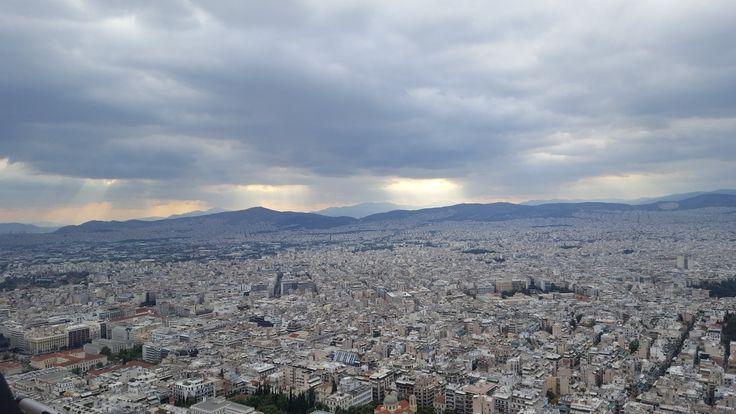 #Athens#Lykabitos
