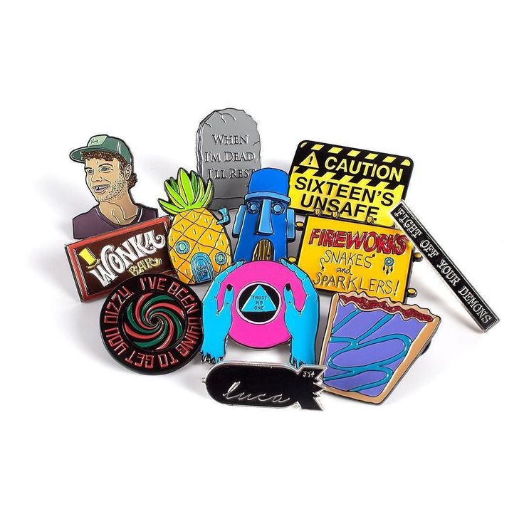 #Repost @dejapins  All of these and more available on our site right now. Link in bio. Thanks everyone for following and supporting us.  #dejapins #pin #pins #pingame #pingamestrong #spongebob #pinstagram #enamelpins #enamelpins #hatpins #lapelpins #sayanything #maxbemis #poppunk #trustnoone #squidward #squidwardtentacles #pinsofig #pinstagram #pinsofinstagram #macdemarco #joedirt #willywonka #wonka    (Posted by https://bbllowwnn.com/) Tap the photo for purchase info. Follow @bbllowwnn on…