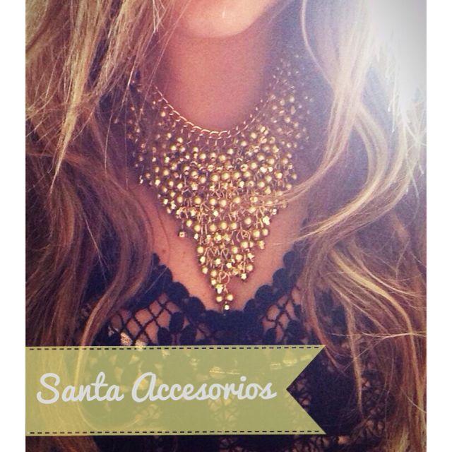 #necklace #bysanta