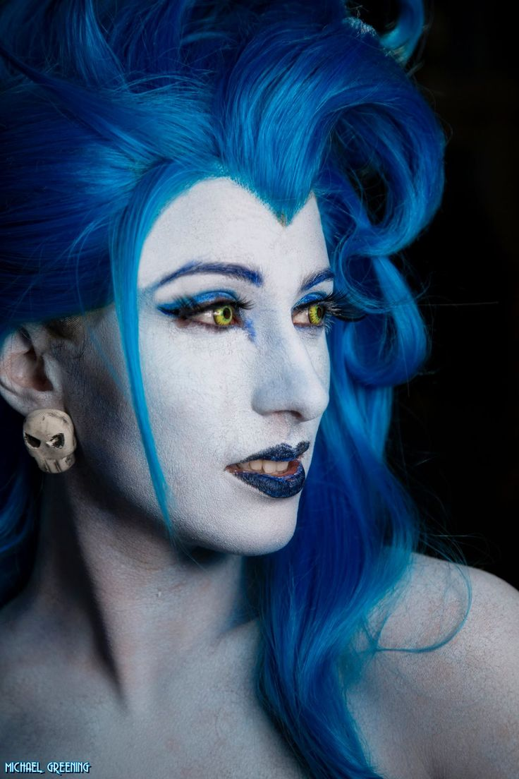 cosplay - female hades
