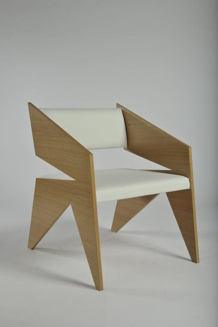 M s de 25 ideas populares sobre sillas de madera en - Sillas baratas de madera ...
