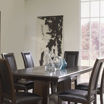 Najarian Furniture Brentwood 7 Piece Dining Set   AllModern $1768