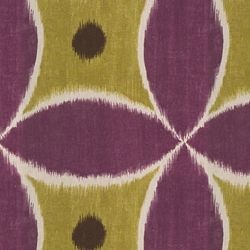 I think these will be in the parlor! SO perfect!: Bedroom Chartreuse, Purple Fabric, Decor Ideas, Ada Chartreuse, Purple Decor, Fabrics Green, Patterns Prints Palettes