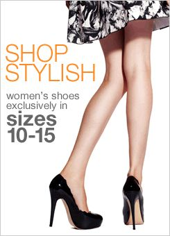 I am a tall girl with size 10-11 feet and I've always struggled with finding shoes that fit! THIS SITE IS AMAZING!!!!