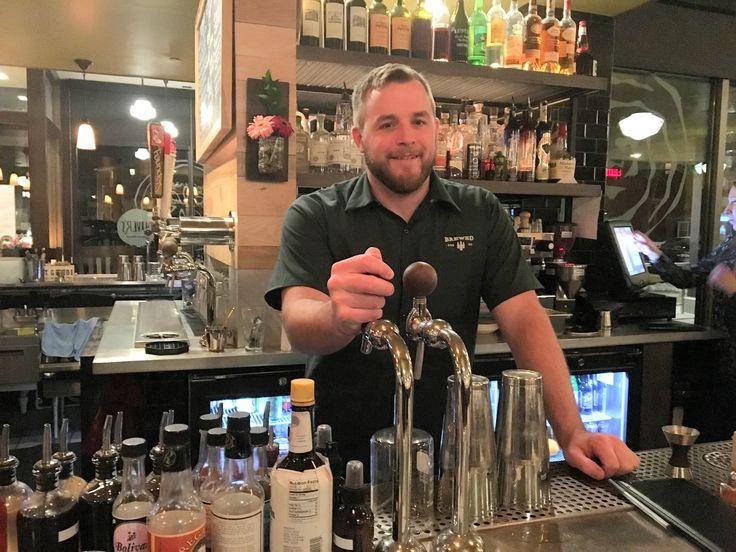 Bar Manager Ricky Pajewski Oliveru0027s Public House Madison, WI - bar manager