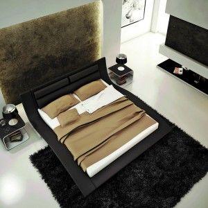 Ju0026M Furniture Wave Platform Bedroom Collection