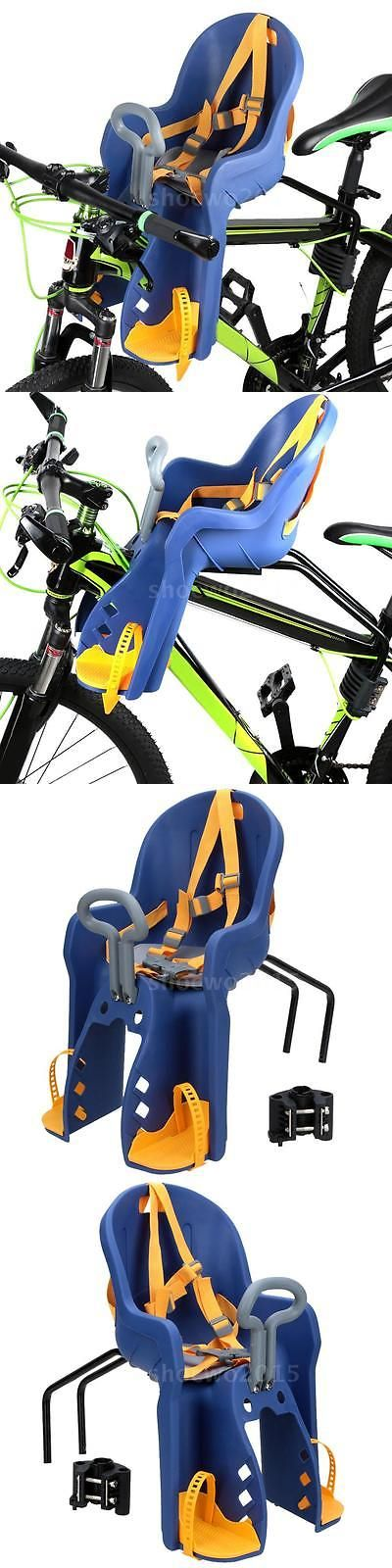 Child Seats 56808: Bicycle Kids Child Front Baby Seat Bike Carrier Usa Standard With Handrail F4o5 BUY IT NOW ONLY: $73.98