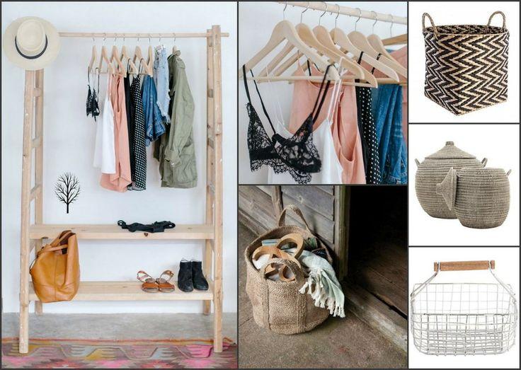 10 ideas para ampliar el espacio de almacenamiento del dormitorio principal con estilo | Decoración