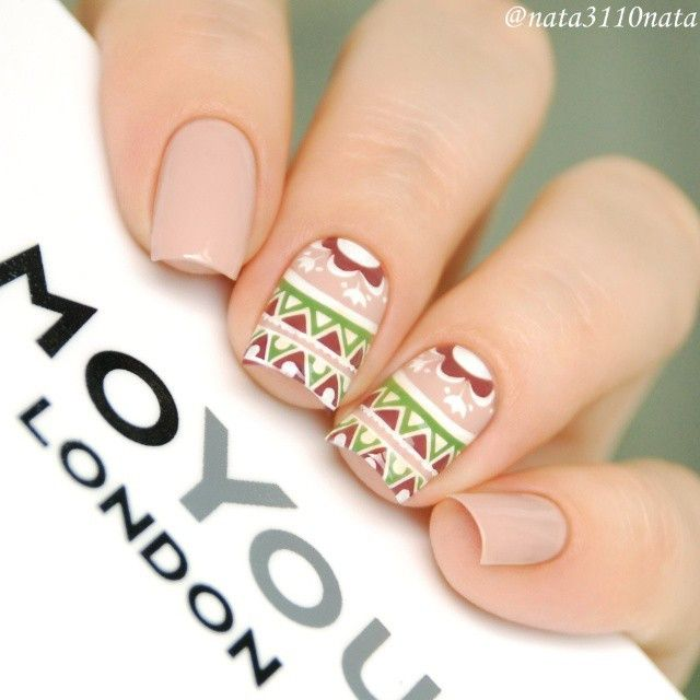 MoYou-London - Kaleidoscope 10 | Stamping plates MoYou-London | Whats Up Nails | Nail Art Store