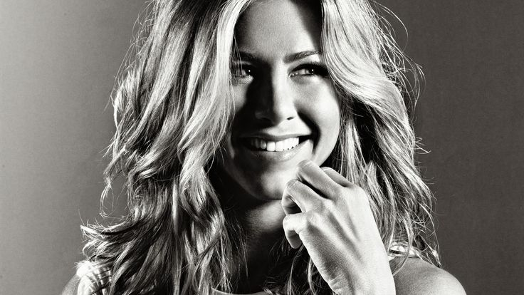 Jennifer Aniston, american actress, was born in 1969, California, Usa. Known for Friends (1994-2004), Marley & Me (2008), He's Just Not That Into You (2009), The Bounty Hunter (2010), Wanderlust (2012)