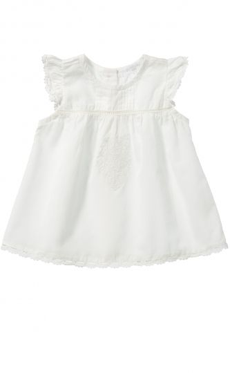 Pure Baby Flutter Sleeve Top