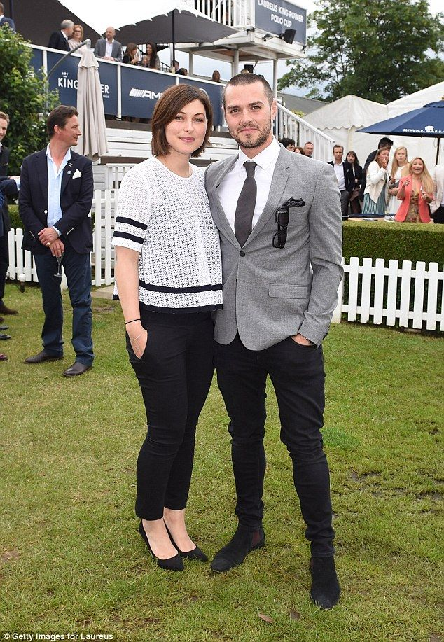 Reformed: Matt Willis, 33, has credited Emma Willis, 40,- who he married in 2008 after three years of dating, for getting him through his dark times