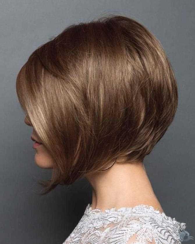 Invertiert Bob Haarschnitte für alle Frauen 2019